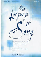 The Language Of Song (High Voce Elementary)