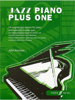 John Kember: Jazz Piano Plus One