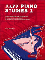 John Kember  Jazz Piano Studies Book 1 Piano Bk