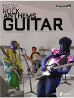 Authentic Playalong: New Rock Anthems (Guitar)