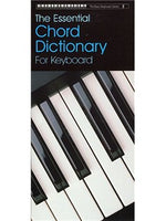 The Easy Keyboard Library: Essential Chord Dictionary