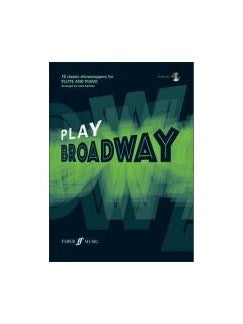 Play Broadway (Flute)
