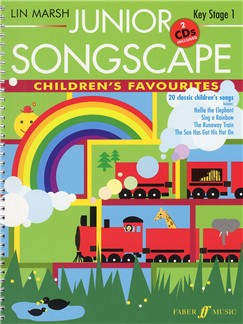Lin Marsh: Junior Songscape - Children's Favourites