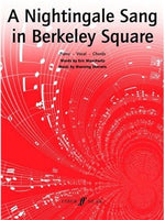 Manning Sherwin: A Nightingale Sang In Berkeley Square