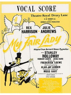 Alan Jay Lerner: My Fair Lady (Voce Partitura)
