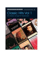 The Easy Keyboard Library: Classic Hits - Volume 1