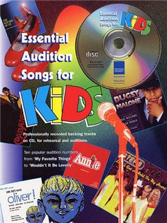 Essential Audition Songs For Kids
