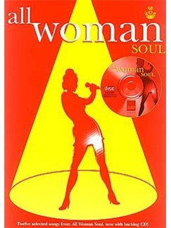 All Woman Soul (Book And CD)