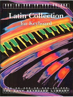 The Easy Keyboard Library: Latin Collection