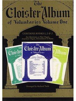 The Cloister Album Of Voluntaries - Volume One (Books 1-3)