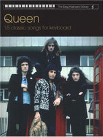The Easy Keyboard Library: Queen