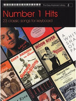 The Easy Keyboard Library: Number One Hits - Volume 1