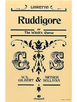 Gilbert And Sullivan: Ruddigore Or Witch's Curse
