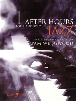 After Hours Jazz For Piano Solo - Volume 1