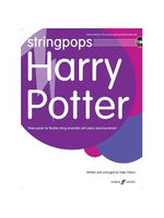 Stringpops: Harry Potter (Partitura and CD-Rom)