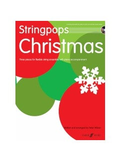 Stringpops: Christmas Collection (Partitura and CD-Rom)