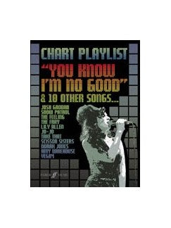 Chart Playlist: You Know I'm No Good and 10 Other Songs (PVG)