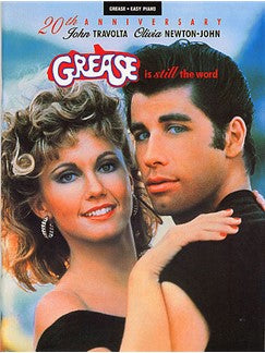 Grease Is Still The Word - 20th Anniversary Edition (Easy Piano)