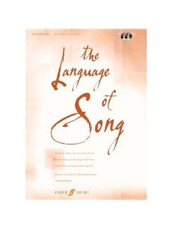 Language of Song: Advanced (Medium Voce)
