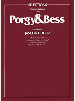 George Gershwin: Porgy And Bess Selections For Vioara
