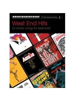 The Easy Keyboard Library: West End Hits - Volume 2
