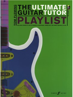 The Ultimate Guitar Tutor Playlist (Book And CD)