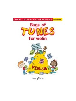 Mary Cohen: Bags Of Tunes - Vioara