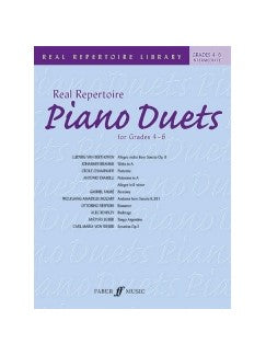 Real Repertoire Piano Duets (Grades 4-6)