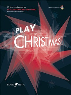 Play Christmas (Alto Saxofon)