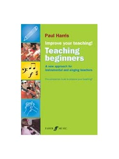 Paul Harris: Teaching Beginners - Improve Your Teaching!