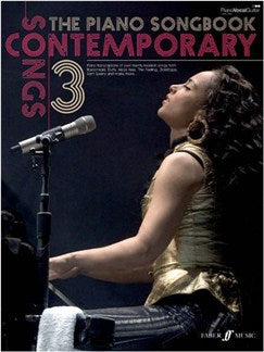 The Piano Songbook: Contemporary Songs 3