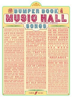 Bumper Book Of Music Hall Songs (PVG)