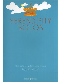 Lin Marsh: Serendipity Solos (Voce and Piano)