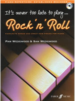Pam Wedgwood: It's Never Too Late To Play Rock 'N' Roll