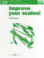 Paul Harris: Improve Your Scales! Piano Grade 2 (New Edition)