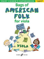 Mary Cohen: Bags Of American Folk For Viola