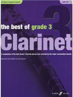 The Best Of Grade 3 Clarinet