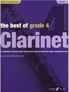 The Best Of Grade 4 Clarinet