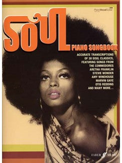 Soul Piano Songbook