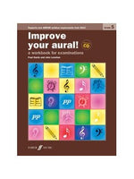Paul Harris/John Lenehan: Improve Your Aural! - Grade 5 (New Edition)
