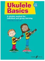 Lorraine Bow/Alex Davis: Ukulele Basics (Book/CD)