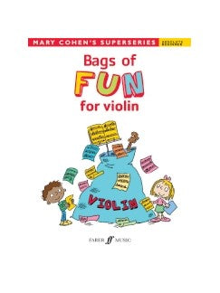 Mary Cohen: Bags Of Fun For Vioara