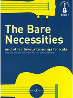 Easy Uke Library Book 1: Bare Necessities And Other Favourite Songs For Kids