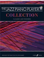 John Kember: The Jazz Piano Player Collection (Book/CD)
