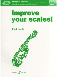 Improve Your Scales! Vioara Grade 2 (2012 Edition)