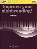 Paul Harris: Improve Your Sight-Reading - Piano Grade 4 (Trinity Edition)