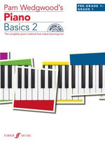 Pam Wedgwood: Piano Basics Volume 2
