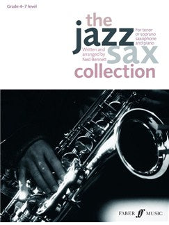 The Jazz Sax Collection Tsax/Pf Bk