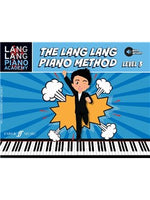 The Lang Lang Piano Method: Level 3 (Book/Online Audio)