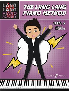 The Lang Lang Piano Method: Level 5 (Book/Online Audio)